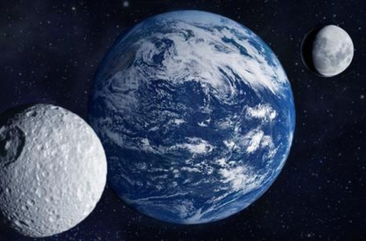 EARTH'S SECOND MOON