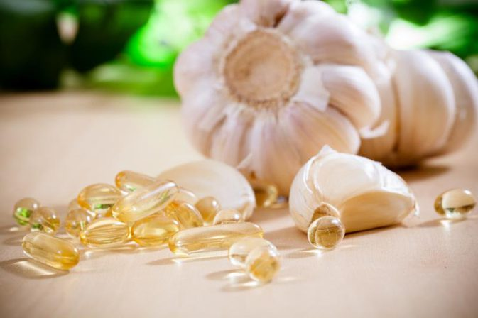 THE POWER OF GARLIC In High BP