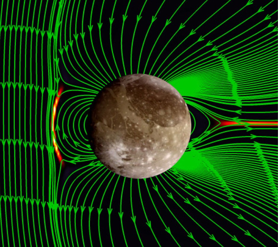 MAGNETIC FIELD OF THE MOON
