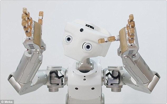 ROBOT PERSONALITIES