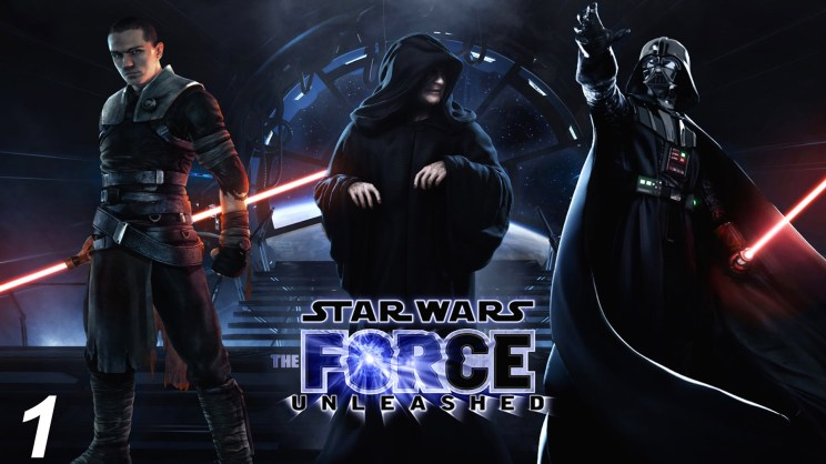 STAR WARS- THE FORCE UNLEASHED