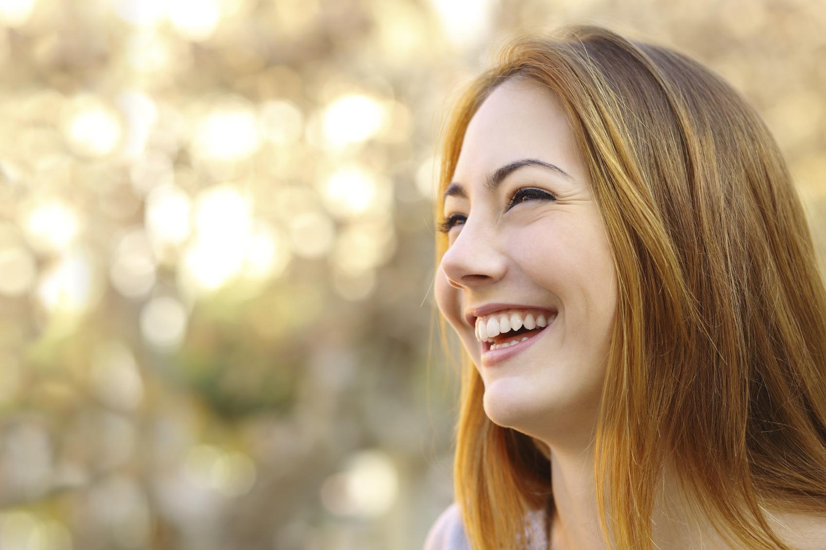 Smile at everyone