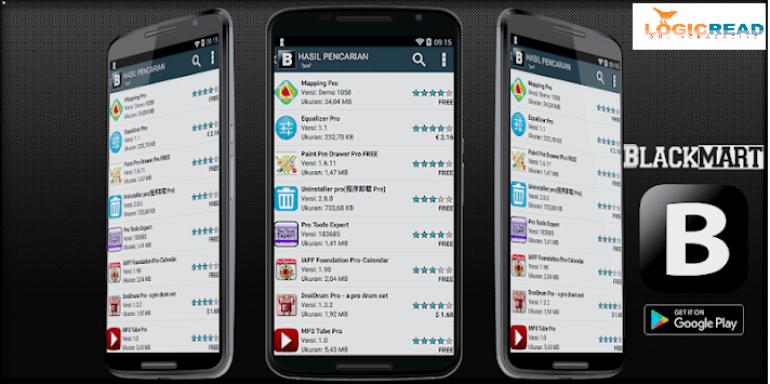 Blackmart APK Download v1.1.4 For Android Latest Version 2018
