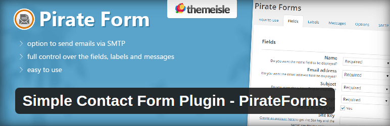 Logo Image Pirate Forms