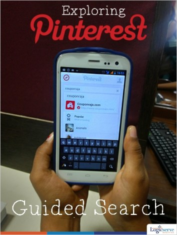 Pinterest guided search @LogicserveDigi