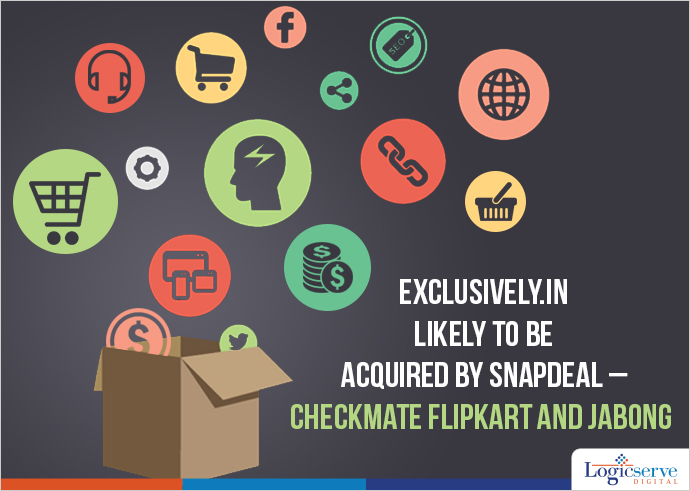 Exclusively acquired by Snapdeal @LogicserveDigi