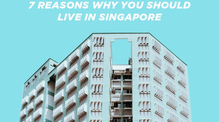 7 Reasons Why You Should Live in Singapore