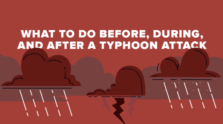 Cover Photo What To Do Before, During, and After a Typhoon Attack