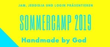 Sommercamp mit Login, Jedidja und Jam
