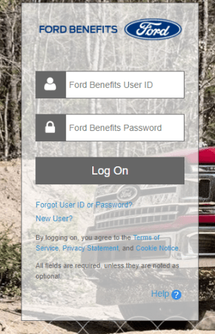 My Ford Benefits >> Www Myfordbenefits Com Access My Ford Benefits Login Portal