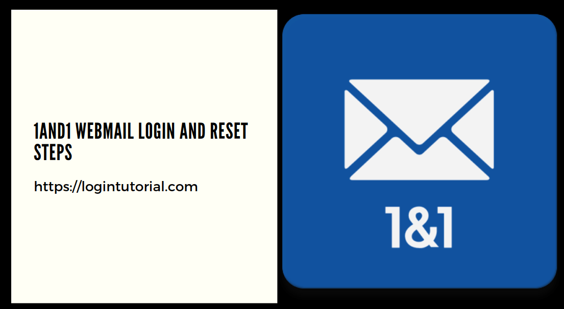 1and1 Webmail Login And Reset Steps