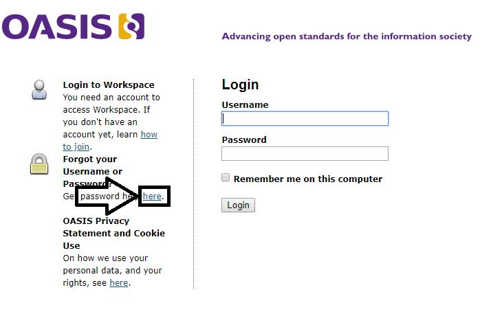 Publix Oasis Reset Password