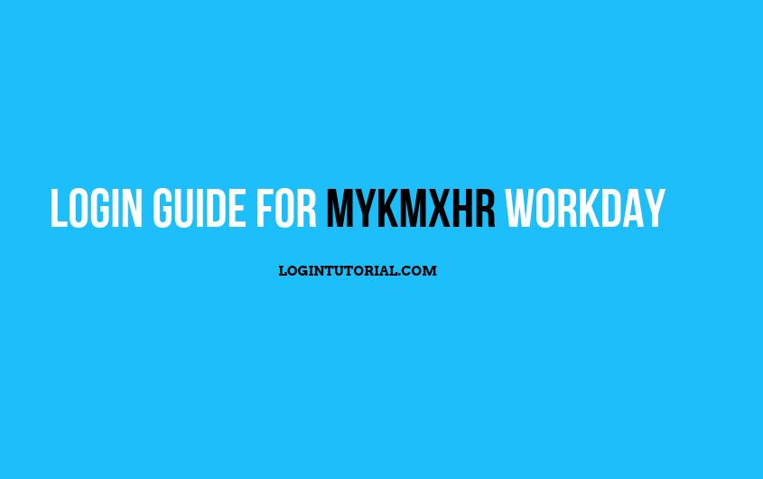 MyKMXHR login guideline