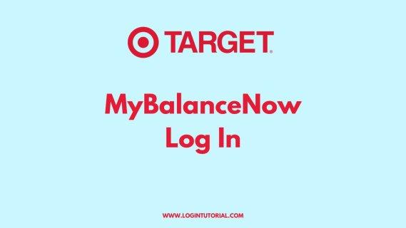 MyBalanceNow Target Visa and Mastercard