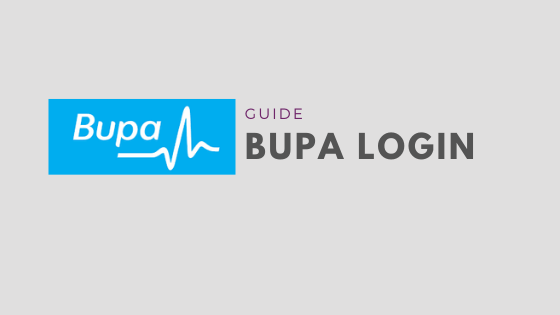 Bupa Login and Overview