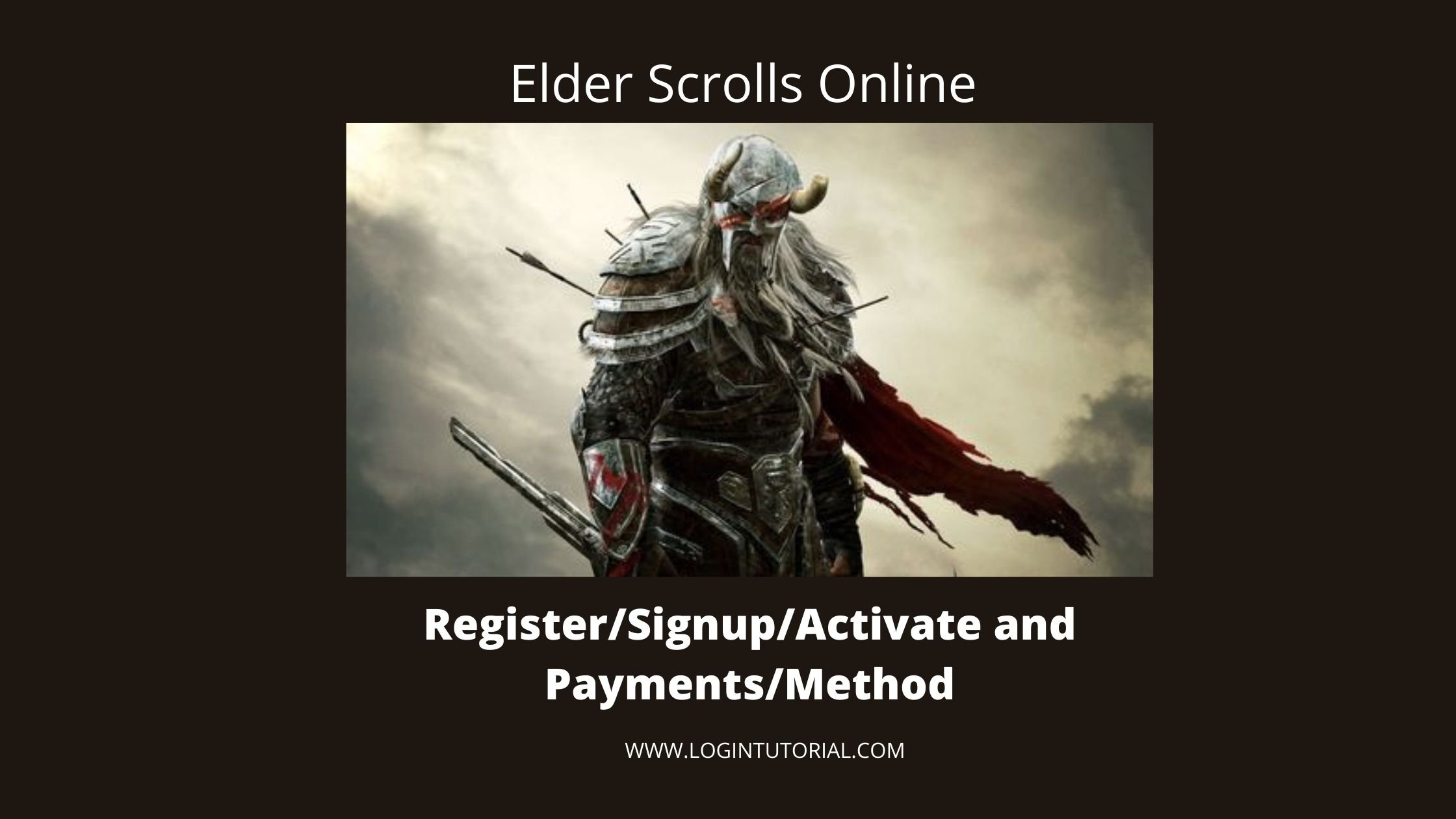 Read more about the article Elder Scrolls Online: Overview & Guidelines For Portal Login