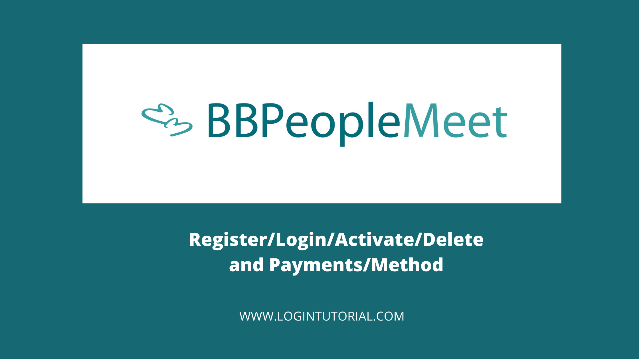 Read more about the article BBPeopleMeet: Guidelines For Login Portal