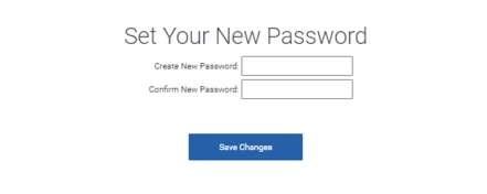 EDGE Pipeline Reset Password