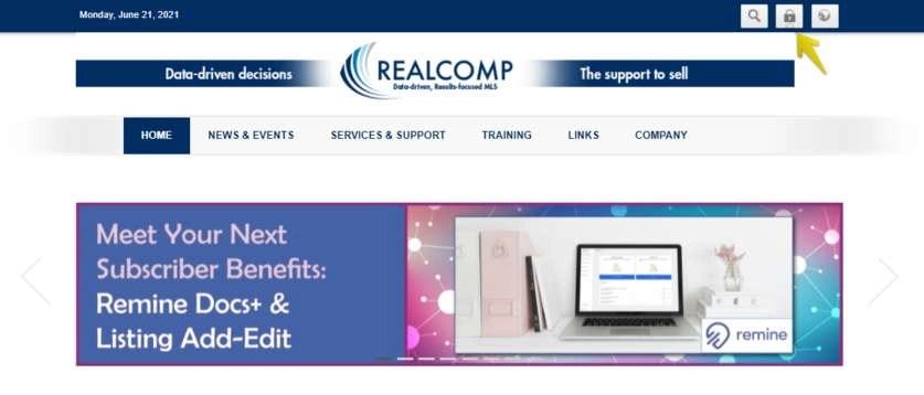 Realcomp Login