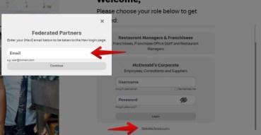 Federated Partners MCD login