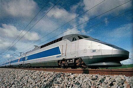 Trem bala - TGV - Brasil