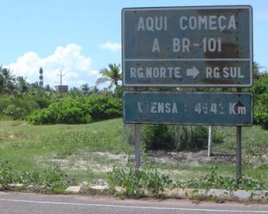 BR 101 - de norte ao sul do país, caminhos logísticos para as cargas