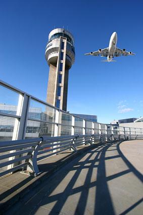 design de sistemas de transporte aéreo