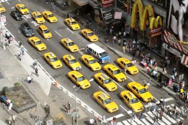apagão de taxis