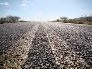 logística do asfalto