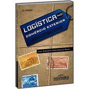 livro logística no comercio exterior