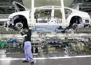 riscos toyota produção - supply chain