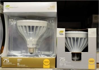 embalagem lâmpada - sustentabilidade e menos plástico