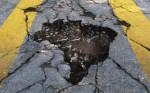 rodovia buraco brasil - falta de investimentos
