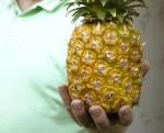 dando um abacaxi de presente
