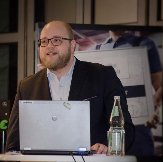 Tobias Küverling, Rechtsanwalt und Datenschutzbeauftragter STEINPICHLER Rechtsanwälte spricht über die kommende DSGVO