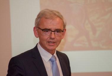 sowie Robert Wall, Niederlassungsleiter GOLDBECK Nordost GmbH, Foto: Andreas Reichelt
