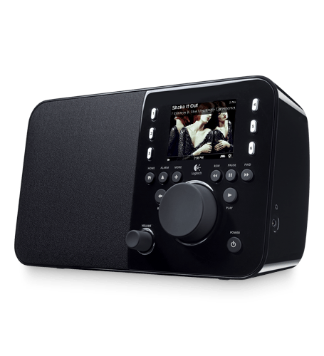 Squeezebox™ Radio