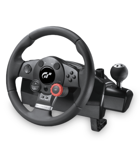 Logitech Driving Force GT (DFGT) Gaming Wheel
