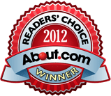 About.com Readers Choice Awards 2012