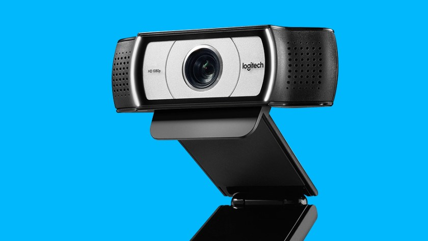 Logitech C930e 1080p HD Webcam with H.264 Compression & Wide Field of View