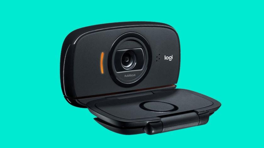 Logitech C525 HD Webcam, Foldable with 720p Video & Autofocus