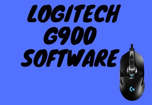 Logitech g900 software