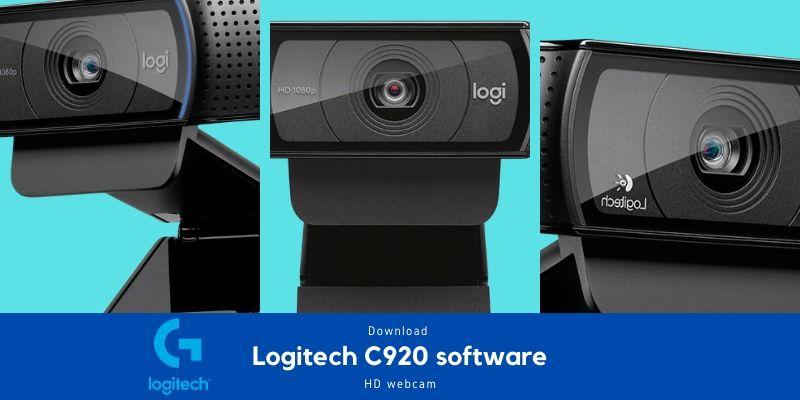 Logitech C920 software