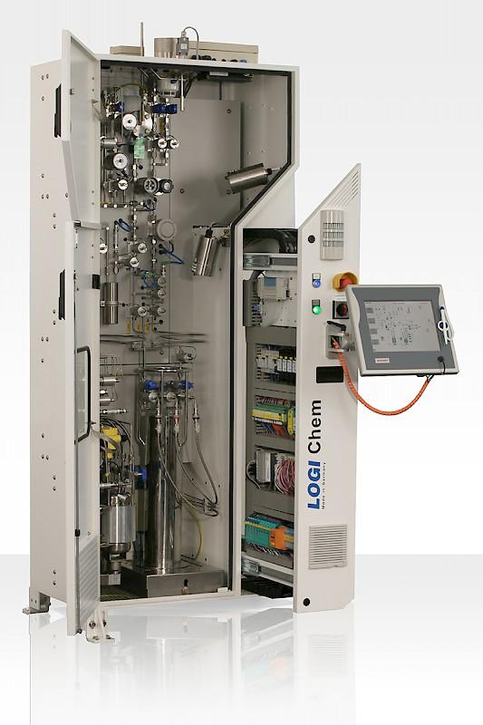 Saturator  Bubbler Systems  LOGITEX Reinstmedientechnik