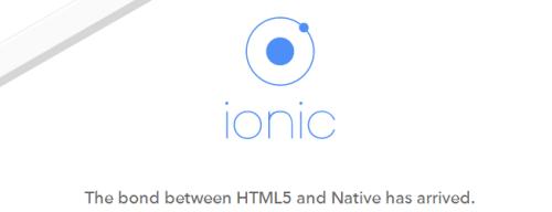 Ionic Marketplace