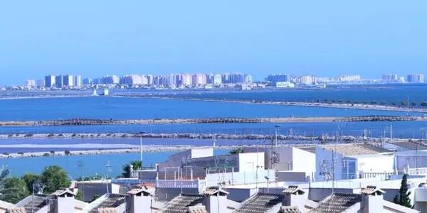 275 Hoteles en La Manga del mar Menor Costa Clida