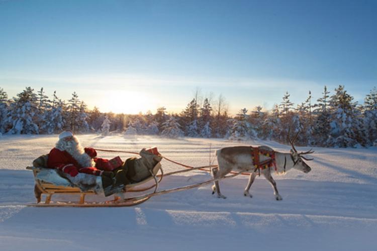 Alla scoperta di Babbo Natale viaggio nella Lapponia