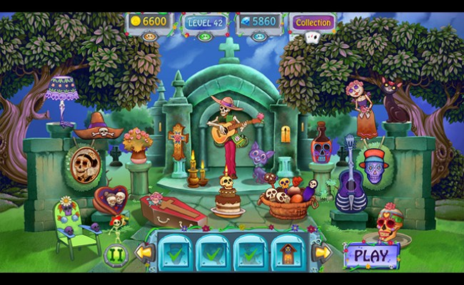 Day Of The Dead Solitaire Collection Game Download At