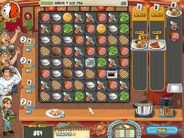 Restaurant And Management Games