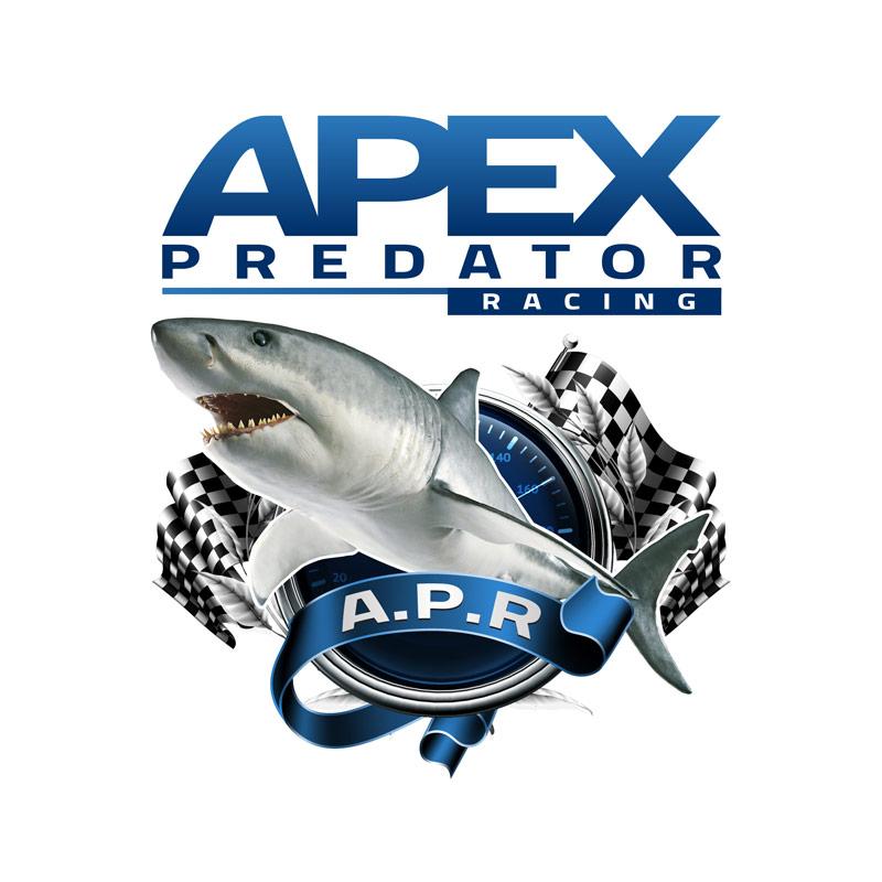 Logo Design Perth: Apex Predator Racing